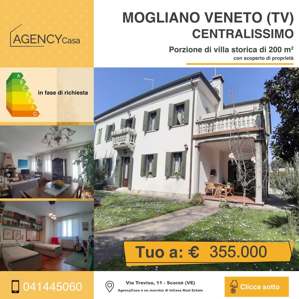 Casa in vendita a Mogliano